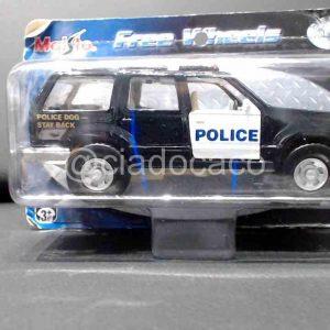 Carro de Polícia – Ford Explorer – 1/42