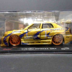 Subaru Impreza wrx – Amarelo