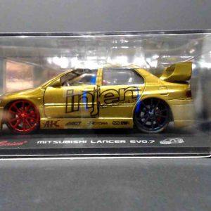 Mitsubish Lancer Evo.7 – Amarelo