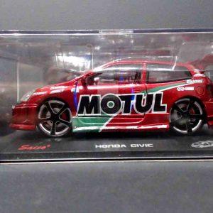 Honda Civic – Vermelho
