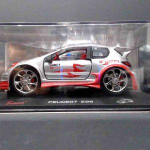 Peugeot 206 – Prata