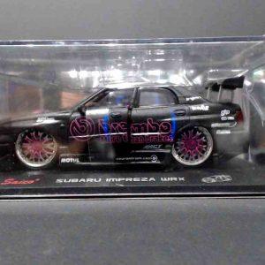 Subaru Impreza WRX – Preto