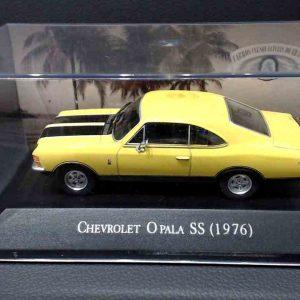 Chevrolet Opala SS 1976 – Amarelo