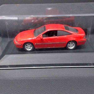 Opel Calibra 1995 – 1/43 – Vermelho