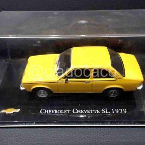 Chevrolet Chevette SL 1979 – Amarelo