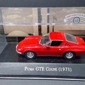 Puma GTE Coupe 1973 – 1/32 – Vermelho