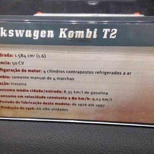 Volkswagen Kombi T2 – Transporte Escolar – 1/36