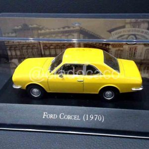 Ford Corcel 1970 – 1/32 – Amarelo