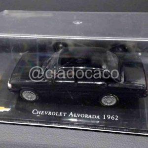Chevrolet Alvorada 1962 – 1/38 – Preto