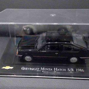 Chevrolet Monza Hatch S/R 1986 – Preto – 1/38