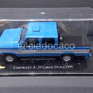Chevrolet A-20 Cabine Dupla 1994 – Azul
