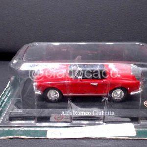 Alfa Romeo Giuluetta – 1/43 – Vermelho