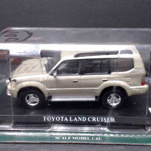 Toyota Land Cruiser – Bege – 1/43
