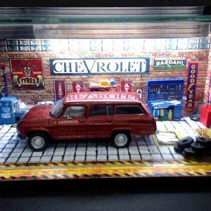 Diorama Pequeno – Chevrolet Veraneio Bordo