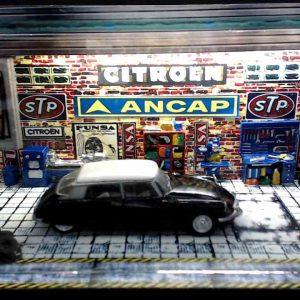 Diorama Pequeno – Citroën