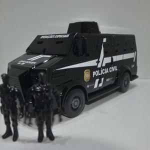 Caveirão Policia Civil RS