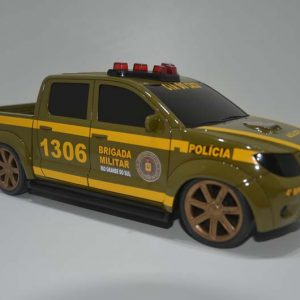 Ranger Brigada Militar – Verde
