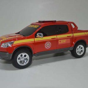 S10 CBM RS – Corpo de Bombeiros