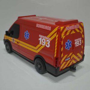 Ambulância Emergência Bombeiros