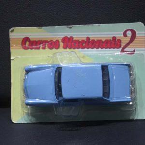 Miniatura Aero Willys 2600 – Carros Nacionais 2 – NA EMBALAGEM ORIGINAL