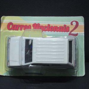 Gurgel BR-800 1989 Carros Nacionais 2 Escala 1:32 – NA EMBALAGEM ORIGINAL
