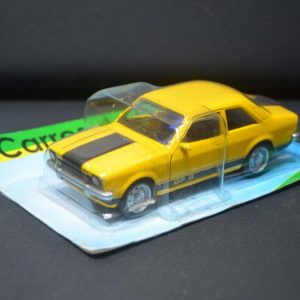 Miniatura Chevrolet Chevette Gp II 1976/1979 – NA EMBALAGEM ORIGINAL