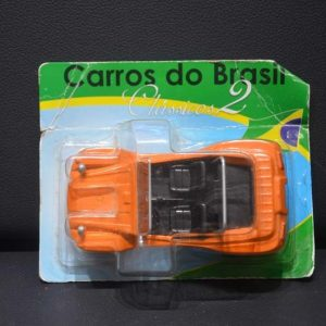 Bugre I – 1972 – Carros Brasileiros – Clássicos II – 1/32 – NA EMBALAGEM ORIGINAL