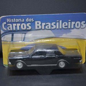 Fordie Galaxy – História dos Carros Brasileiros– NA EMBALAGEM ORIGINAL
