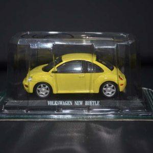 Vw New Beetle –  Amarelo – 1/43