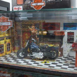 Diorama Harley Modelo 1
