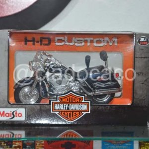 Moto Harley na Caixinha