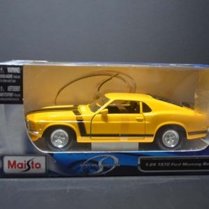Ford Mustang Boss 302 – 1970 – 1/24