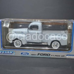Ford F1 Pick Up 1/18 – NA CAIXA