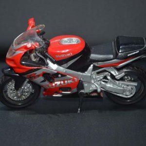 Miniatura De Moto Suzuki Gsx- R 1000 1/18 Maisto