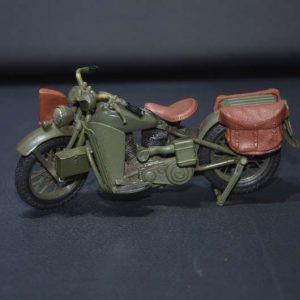 Miniatura Harley Davidson Wla Flathead 1942 1/18