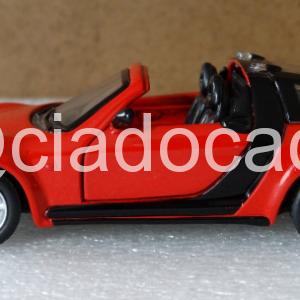 Smart: Roadster Coupe – Free Wheels – Vermelho – 1:31 – Maisto