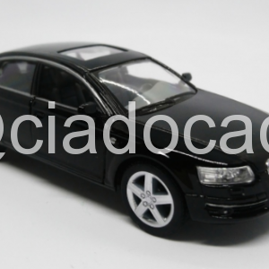 Audi A6  – Preto – 1/38