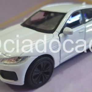 Jaguar F-Pace Branco 1:43 Welly