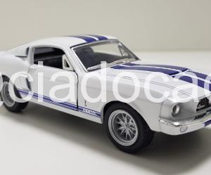 Shelby GT-500 1967 Branco – 1:38