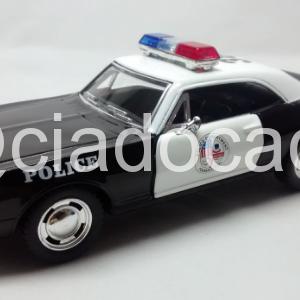 Chevrolet Camaro Z/28 1967 Polícia – 1/37