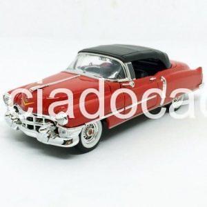 Cadillac Eldorado (1953) – Vermelho – 1:24 – Welly