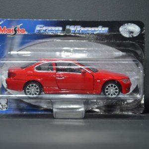 Audi TT Roadster – Vermelho – 1:36 – Maisto