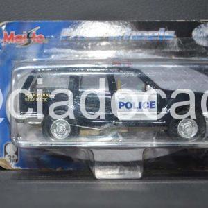 Miniatura Polícia Ford Explorer – Maisto
