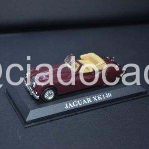 Jaguar Xk 140 1:43 Carro de Sonho