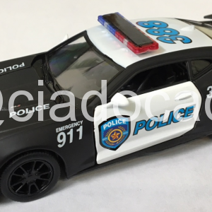 Chevrolet Camaro ZL1 2017 Polícia Kinsmart 1:38