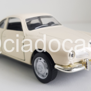 Willys Dauphine 1/43