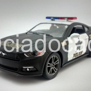 2015 ford mustang gt 1/38 policial