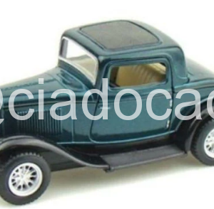Ford 3 Window Coupe 1932 1:34 Kinsmart