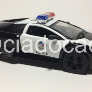 Lamborghini Murciélago Lp640 Policia 1:26