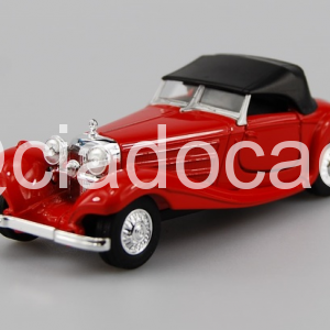 1936 MERCEDES-BENZ 500K – 1:34- welly